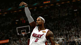 NBA 2K14 screen shot 1