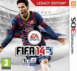 FIFA 14 3DS Cover Art