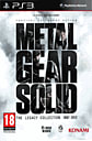 Metal Gear Solid: The Legacy Collection PlayStation-3