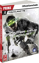 Tom Clancy's Splinter Cell: Blacklist Official Guide Strategy Guides and Books