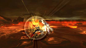 PS3 DRAGON BALL Z BATTLEOFZ DA screen shot 2