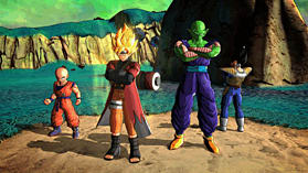PS3 DRAGON BALL Z BATTLEOFZ DA screen shot 4