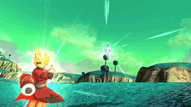 PS3 DRAGON BALL Z BATTLEOFZ DA screen shot 5