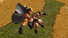 PS3 DRAGON BALL Z BATTLEOFZ DA screen shot 6