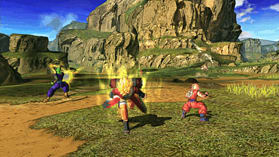 PS3 DRAGON BALL Z BATTLEOFZ DA screen shot 7