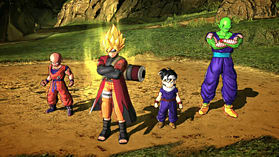PS3 DRAGON BALL Z BATTLEOFZ DA screen shot 18
