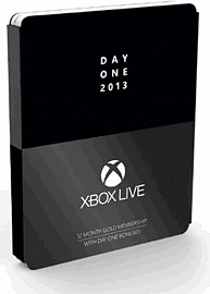 Xbox Live 12 Month Day One Edition Gold Membership - Only at GAME Xbox Live Cover Art