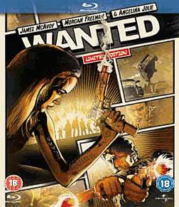 Reel Heroes: Wanted Blu-Ray