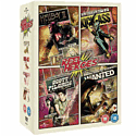 Reel Heroes Box Set (Hellboy 2, Wanted, Scott Pilgrim, Kick-Ass) DVD