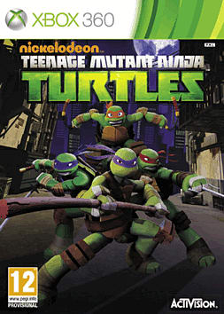 Teenage Mutant Ninja Turtles Xbox 360