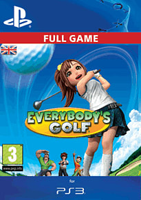 Everybody's Golf PlayStation Network