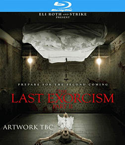 The Last Exorcism: Part II Blu-Ray