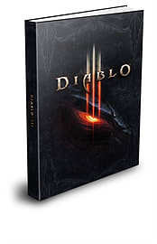 Diablo III Limited Edition Guide for Xbox 360 and PlayStation 3 Strategy Guides and Books