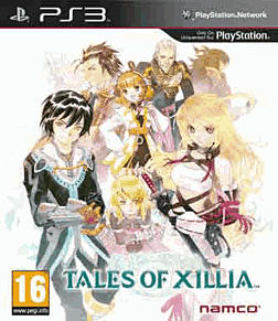 Tales of Xillia Collector's Edition PlayStation 3 Cover Art