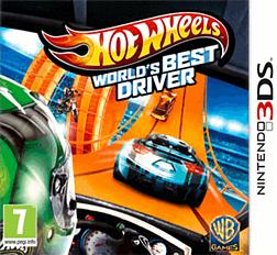 Hot Wheels: World's Best Driver 3DS