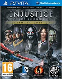 Injustice Ultimate Edition PS Vita