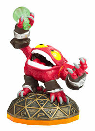 Punch Pop Fizz - Skylanders Giants Character Toys and Gadgets