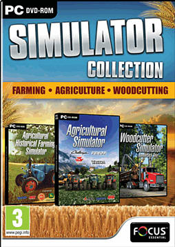 Farming, Agriculture and Woodcutting Simulator Triple Pack PC Games