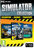 Salvage, Excavation and Transport Simulator Triple Pack PC Games
