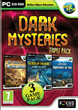 Dark Mysteries Triple Pack PC Games