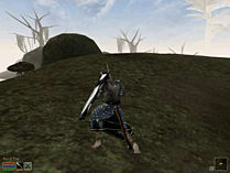 The Elder Scrolls III: Morrowind Game of the Year Edition screen shot 2