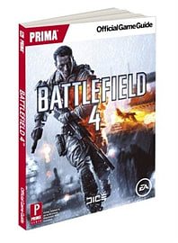 Battlefield 4: Prima Official Game Guide Strategy Guides and Books