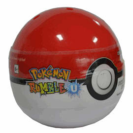 Pokemon Rumble U Figurine Gacha Ball Toys and Gadgets Cover Art