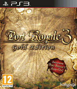 Port Royale 3: Gold PlayStation 3