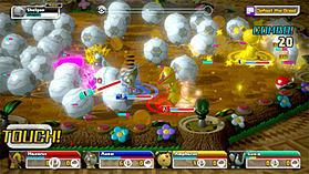 Pokemon Rumble U screen shot 5