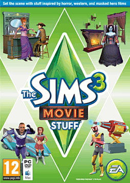 The Sims 3 - Movie Stuff PC Games