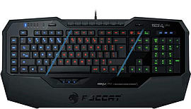 ISKU FX Multicolour Gaming Keyboard Accessories