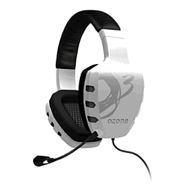 Ozone Rage ST Advanced Stereo Gaming Headset - White Accessories