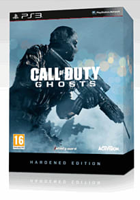 Call of Duty: Ghosts Hardened Edition PlayStation-3 Cover Art