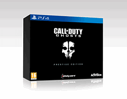 Call of Duty: Ghosts Prestige Edition - Only at GAME PlayStation 4