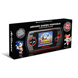 SEGA Arcade Gamer Portable Accessories