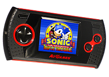 SEGA Arcade Gamer Portable screen shot 1