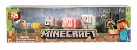 Minecraft - Core Animal 6 Figure Pack Toys and Gadgets
