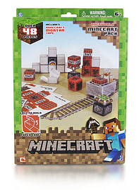 Minecraft Papercraft - Settings (Assorted) Toys and Gadgets