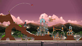 Angry Birds Trilogy screen shot 1