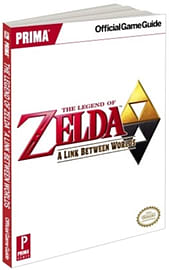 The Legend of Zelda: A Link Between Worlds: Prima Official Game Guide Strategy Guides and Books
