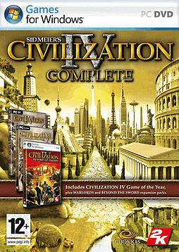 Sid Meier's Civilization IV: Complete PC Games