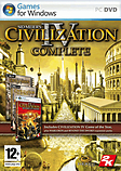 Sid Meier's Civilization IV: Complete PC Games