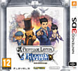 Professor Layton vs Phoenix Wright: Ace Attorney 3DS