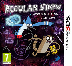 Regular Show: The Video Game 3DS