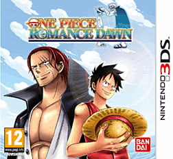 One Piece Romance Dawn 3DS
