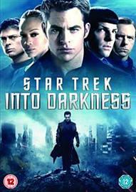 Star Trek: Into Darkness DVD