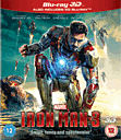 Iron Man 3 (3D Blu-Ray and 2D Blu-Ray) 3D Blu-Ray