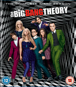 The Big Bang Theory - Season 6 Blu-Ray