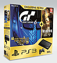 PlayStation 3 500GB with Gran Turismo 6 and The Last of Us PlayStation 3