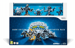 Skylanders SWAP Force Dark Edition - Only at GAME Nintendo-Wii Cover Art
